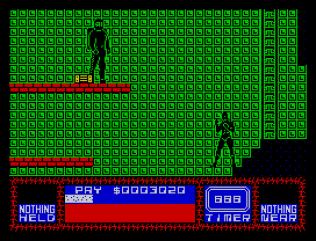 Saboteur 2 ZX Spectrum 55