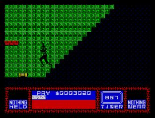 Saboteur 2 ZX Spectrum 56