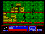 Saboteur 2 ZX Spectrum 58