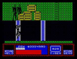 Saboteur 2 ZX Spectrum 64