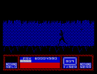 Saboteur 2 ZX Spectrum 65