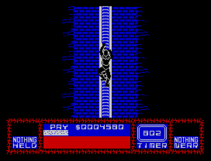 Saboteur 2 ZX Spectrum 67