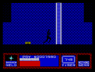 Saboteur 2 ZX Spectrum 73