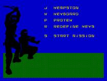 Saboteur ZX Spectrum 02