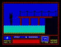 Saboteur ZX Spectrum 04