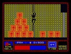 Saboteur ZX Spectrum 10