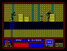 Saboteur ZX Spectrum 11