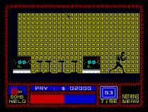 Saboteur ZX Spectrum 14