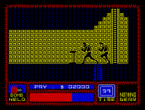 Saboteur ZX Spectrum 16