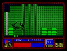 Saboteur ZX Spectrum 22
