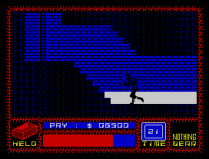 Saboteur ZX Spectrum 36