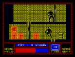 Saboteur ZX Spectrum 37