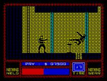 Saboteur ZX Spectrum 38