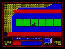 Saboteur ZX Spectrum 39