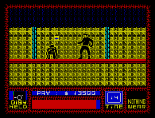 Saboteur ZX Spectrum 42