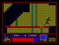 Saboteur ZX Spectrum 44