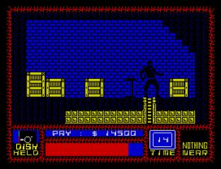Saboteur ZX Spectrum 45
