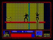 Saboteur ZX Spectrum 46