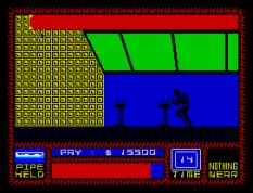 Saboteur ZX Spectrum 49