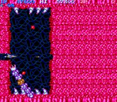 Salamander Arcade 21