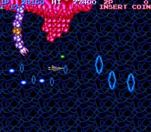 Salamander Arcade 42