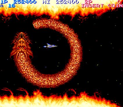 Salamander Arcade 64