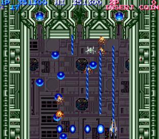 Salamander Arcade 78