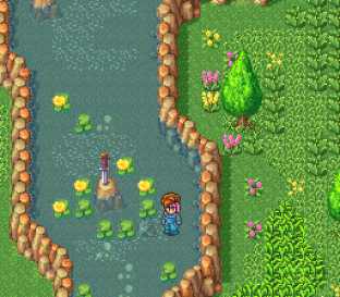 Secret of Mana SNES 009