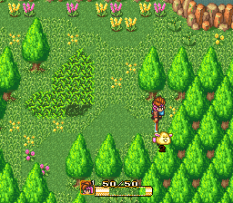 Secret of Mana SNES 011