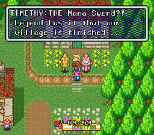 Secret of Mana SNES 023