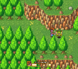 Secret of Mana SNES 053