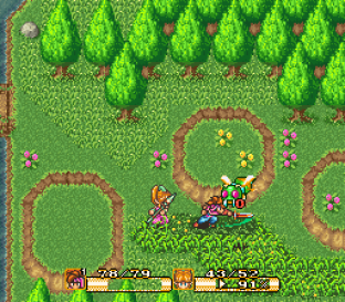Secret of Mana SNES 067