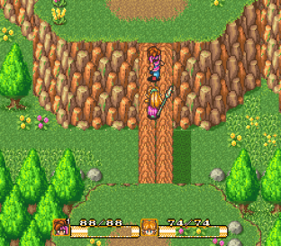 Secret of Mana SNES 078