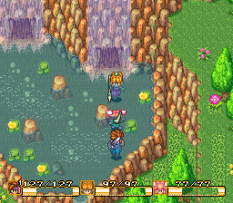 Secret of Mana SNES 126