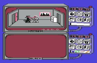 Spy vs Spy C64 10