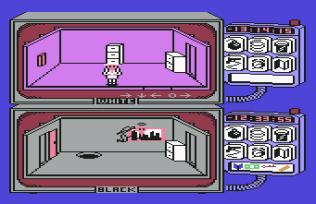 Spy vs Spy C64 11