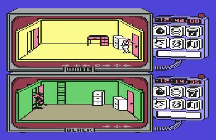 Spy vs Spy C64 12
