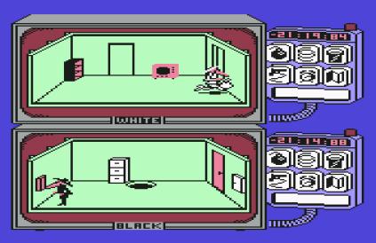 Spy vs Spy C64 20