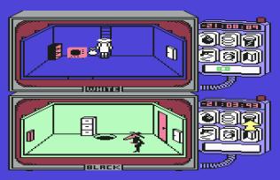 Spy vs Spy C64 21