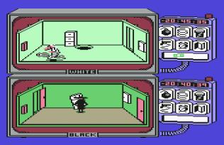 Spy vs Spy C64 22