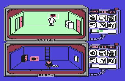 Spy vs Spy C64 23