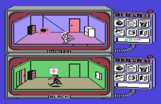 Spy vs Spy C64 29