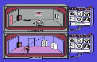 Spy vs Spy C64 30