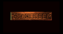 Stonekeep PC MS-DOS 011