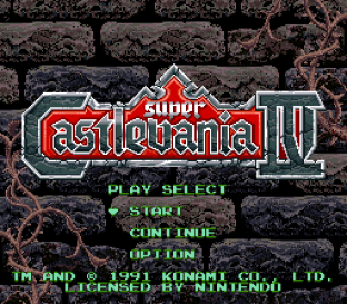 Super Castlevania 4 SNES 01