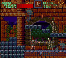 Super Castlevania 4 SNES 10