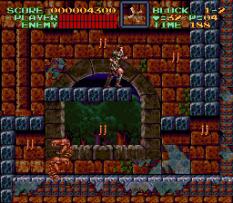 Super Castlevania 4 SNES 11
