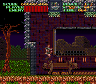 Super Castlevania 4 SNES 20