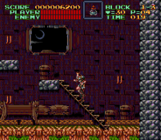 Super Castlevania 4 SNES 22