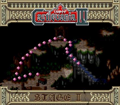 Super Castlevania 4 SNES 31